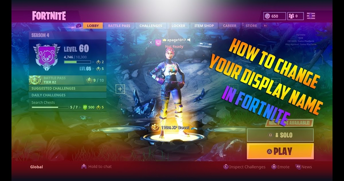 How To Change Fortnite Name On Xbox For Free | How To Use
