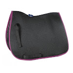 Shires Air Motion AP Saddle Pad 17-18 Plum