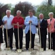 Franciscan Sisters Present for West Point, NE Groundbreaking - Franciscan Sisters of Christian Charity