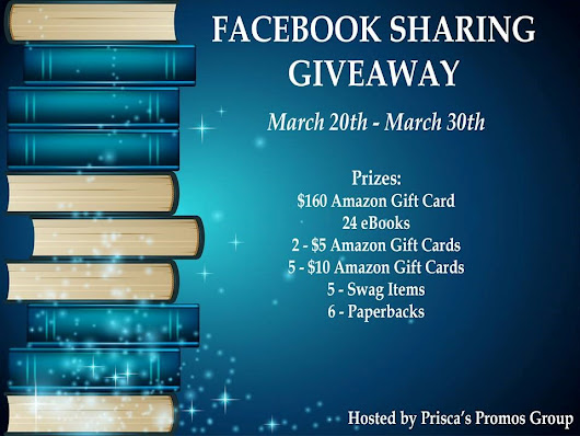Facebook Post Sharing Giveaway