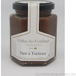 Le Mas Des Confitures - Chocolate With Salted Butter Spread Without Oil Palm Jar 45gr/1.58oz