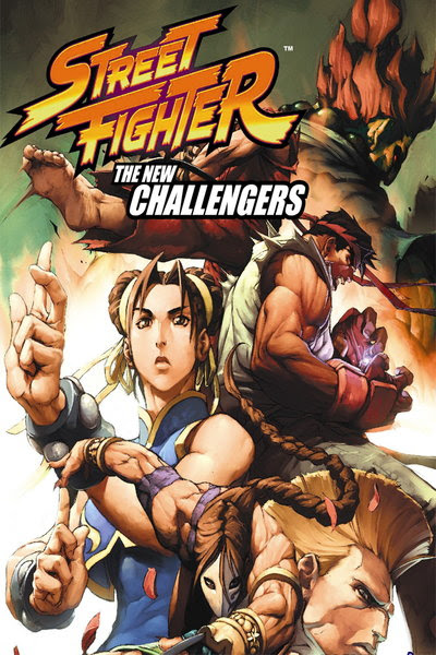 Street Fighter: The New Challengers