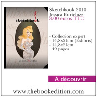 Le livre Sketchbook 2010