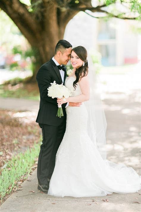 Classic Florida Wedding at Coral Gables Woman's Club