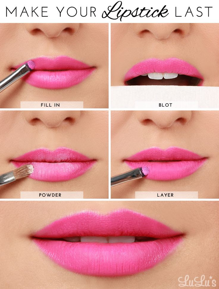 LuLu*s How-To: How to Make Your Lipstick Last Beauty Tutorial