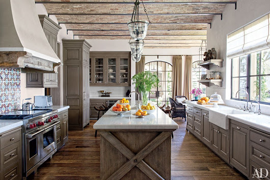 How to Pick the Right Light Fixture for Your Kitchen | Architectural Digest