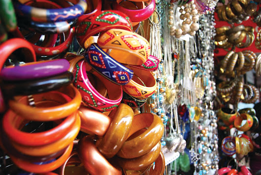 10 best places to shop in India -
