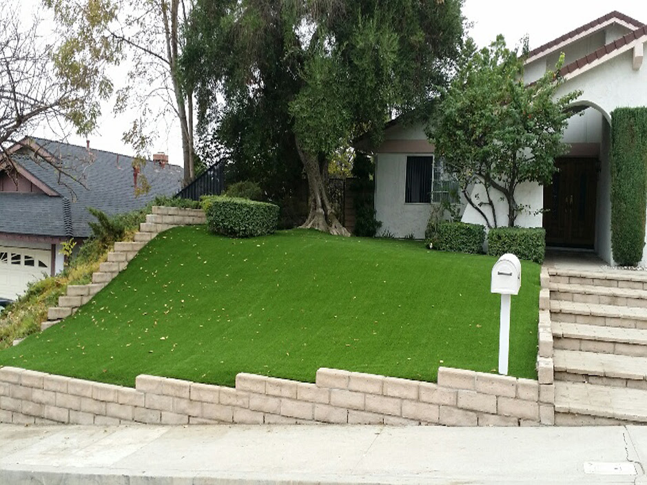 Fake Grass Carpet The Plains Ohio Gardeners Small Front Yard Landscaping