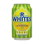 R Whites Lemonade Cans 330ml Pack of