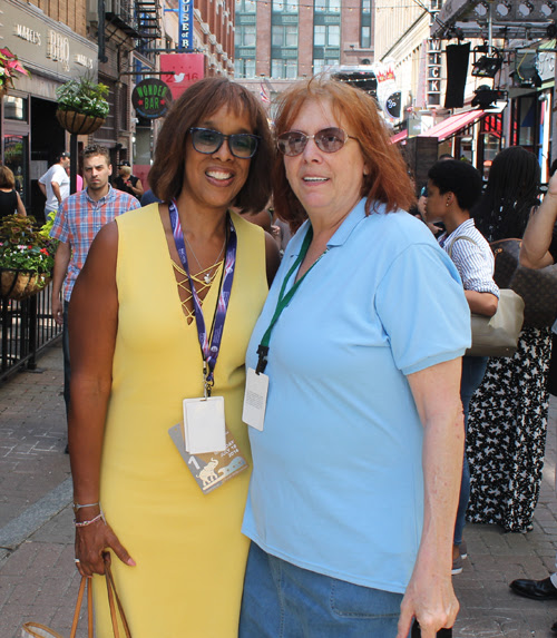 ClevelandPeople.com's Debbie Hanson caught up with Gayle King, co-anchor of CBS This Morning and an editor-at-large for O, The Oprah Magazine.