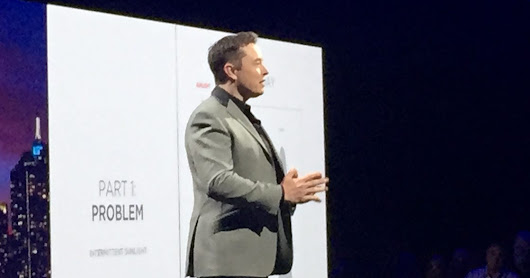 Tesla expands into batteries for homes