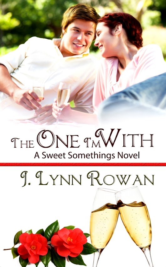 THE ONE I'M WITH in Print October 12th (GIVEAWAY)