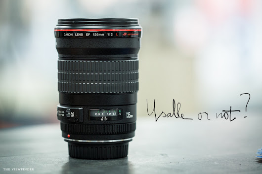 Gear hands-on review: Canon 135mm f/2 L ‹ THE VIEWFINDER