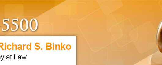 Law Offices of Richard S. Binko | Buffalo NY Lawyer
