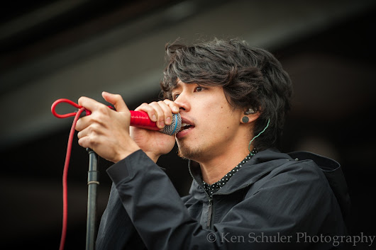 ONE OK ROCK's first US festival show at Rock on the Range in Columbus Ohio