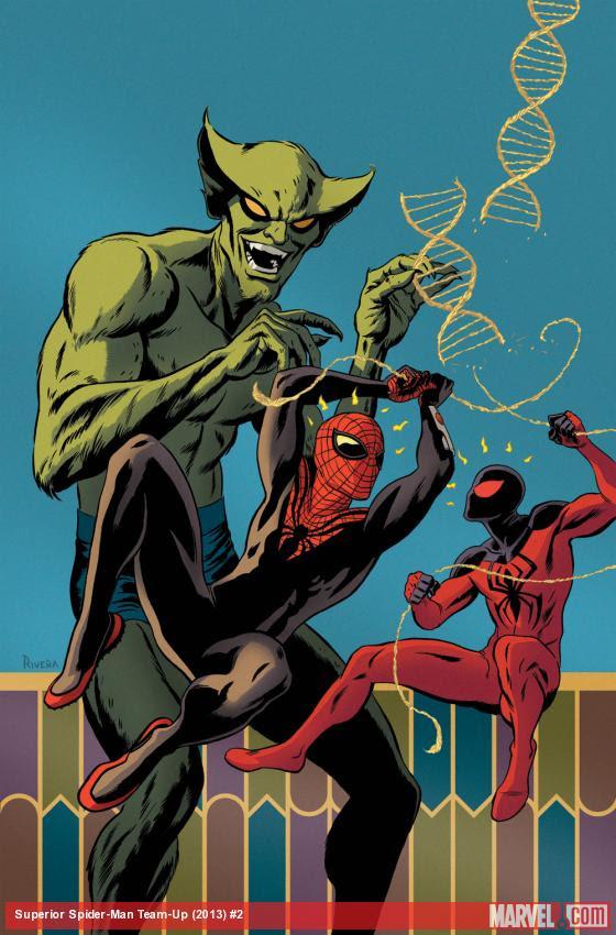 Sibling Rivalry Homem-Aranha Superior Aranha Escarlate