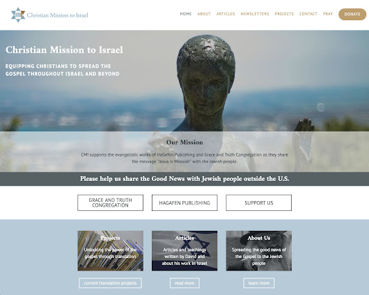 Christian Mission to Israel