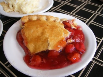 jesperson's cherryberry pie