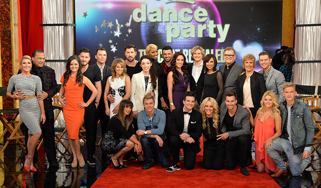 Dancing with the Stars - Season 18
