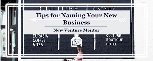 Tips for Naming Your Business – Venture Catalyst Consulting