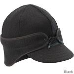 Stormy Kromer Rancher Cap (7 3/8 Black)