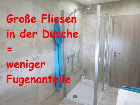 Bad ohne Fliesen - Fugenloses Bad & Dusche | Fliesen Fieber