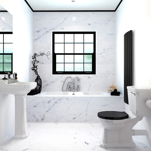 The 5 bathroom trends to try in 2016