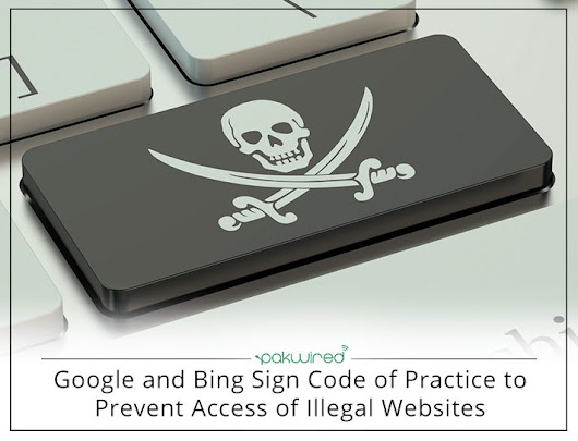 Google and Bing Join Hands to Bury Down Pirated Content Websites