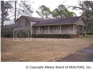4 bed, 3 bath, 2,300 sq. ft. on 1.76 acres with pool for $165,000. I love living in the South.