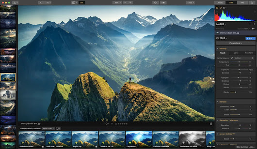 Luminar Photo Editor – Best Photo Editing Software for Mac & PC