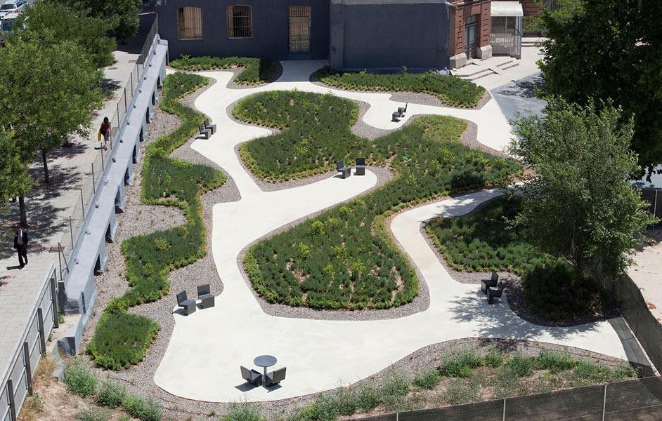 Arquitectura paisajista jard n o donnell paula for Arquitectura de jardines