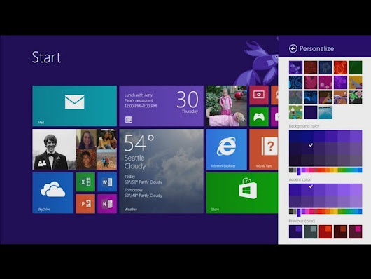 Here's What Windows 8.1 Looks Like, In Video Form