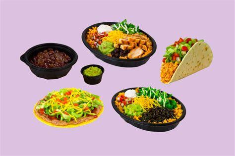 flipboard  healthiest foods  taco bell