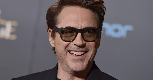 Linklater, Downey Jr. to collaborate on untitled film