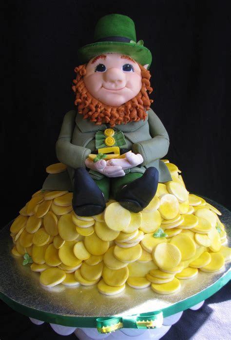 Leprechaun Cake   CakeCentral.com