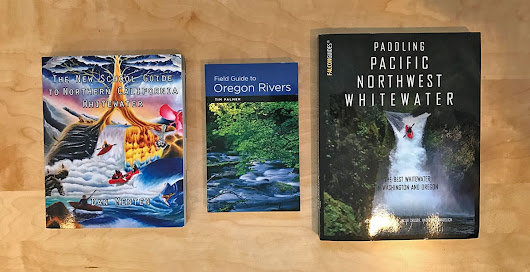 Gear Review: The Latest and Greatest Whitewater Guidebooks | Whitewater Guidebook