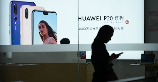 Canada arrests Huawei CFO, who is wanted by US authorities