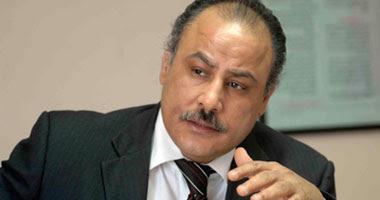 ناصر أمين رئيس المركز العربى لاستقلال القضاء والمحاماة