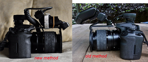 270EX upside down vs old method