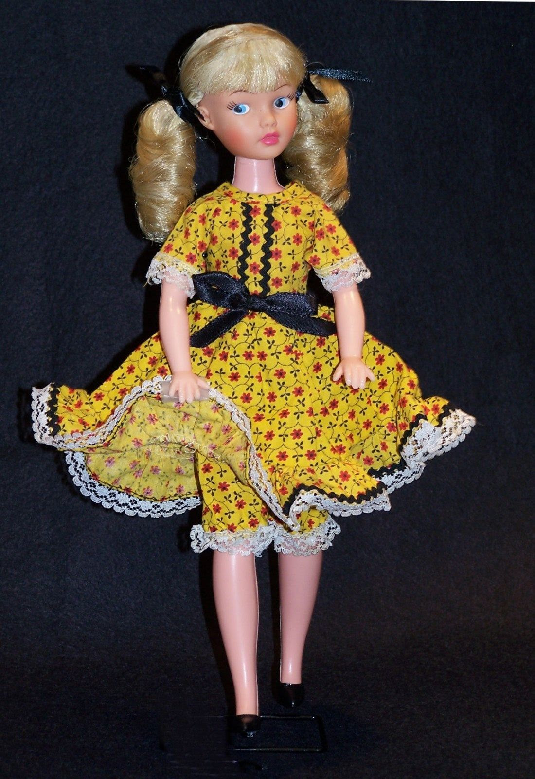 Calico Lassie - Square Dance Outfit