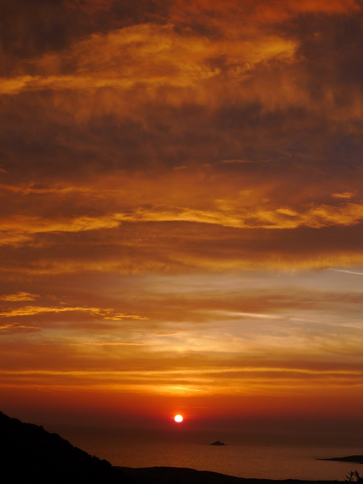 MaRia-Fotoblog : Sunset and poetry