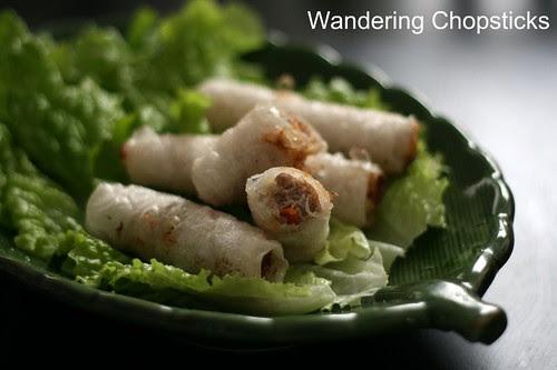 Gluten-Free Cha Gio (Vietnamese Spring  Egg Rolls) 1