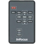 Infocus 590101101 Projector Remote Control (New)