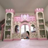 Pink Bedroom Design For A Little Princess | Kidsomania