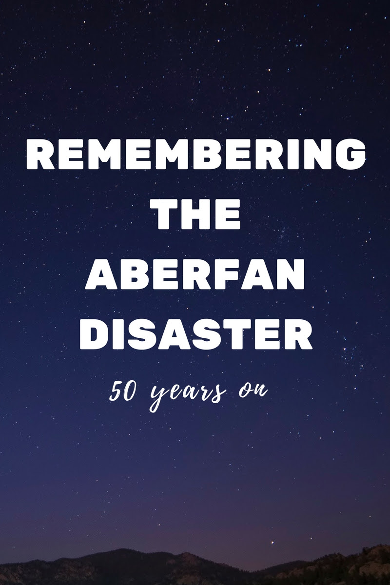 Remembering the Aberfan Disaster, 50 Years On