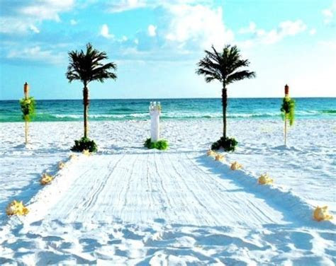 26 best DESTIN ATION WEDDINGS images on Pinterest   Beach