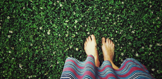 Barefoot and Hopeful - Amanda Magee
