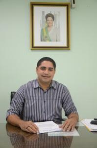 Inácio Rodrigues, superintendente do Incra no Maranhão.