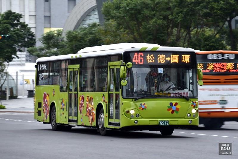 旅滿屋 Kye and Debby: [臺北公車]聯營前46&54的陳年往事