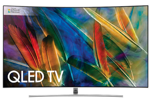 Product Review: Samsung QE65Q8C QLED Curved TV | Richer Sounds Blog